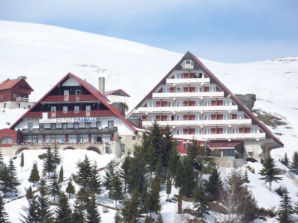 Hotel Slavija Popova Shapka